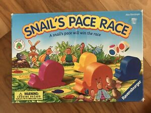Ravensburger Snail's Pace Race - Family Game