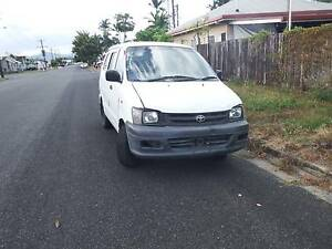 2002 Toyota Townace Van/Minivan vs RWC Cairns Cairns City Preview
