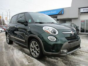 2014 Fiat 500L Trekking ALLOYS, BACKUP CAM, POWER GROUP!!