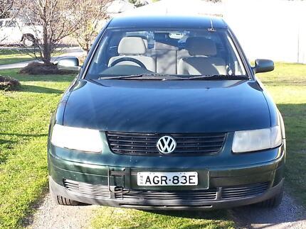 1998 Volkswagen Passat Sedan Largs Maitland Area Preview