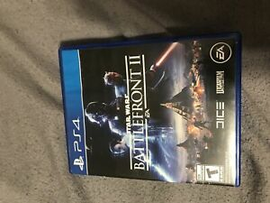 Star Wars 2 for ps4