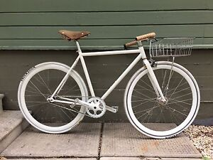 State bicycle with upgrades!