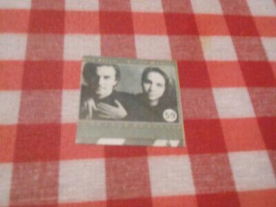 ANA BELEN Y VICTOR MANUEL SPAIN SPANISH STICKER CROMO CARD 80'S MUSIC...