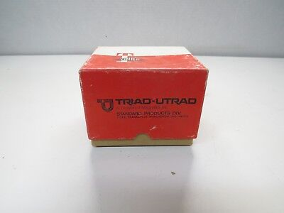 New Triad F-33u Filament Transformer 117v Primary