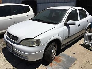 2001 Holden Astra wrecking Kenwick Gosnells Area Preview