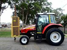 MASSEY FERGUSON 5435 TRACTOR POST HOLE DIGGER BORER DIGGA AUGER Austral Liverpool Area Preview