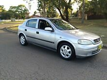 2000 Holden Astra Auto 5months rego low kms Liverpool Liverpool Area Preview