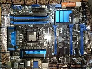 MSI Z77A-GD65 LGA 1155 Intel Z77 Motherboard Cambridge Park Penrith Area Preview