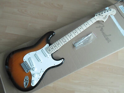 FENDER SQUIER STRATOCASTER AFFINITY sunburst IL chitarra elettrica,nuova FENDER