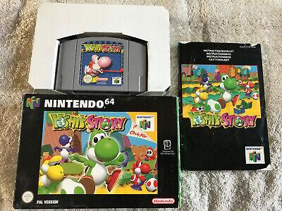 Yoshi's Story / CIB / Nintendo 64 / PAL / #2 comprar usado  Enviando para Brazil