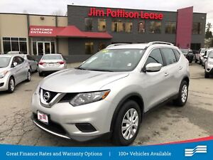2015 Nissan Rogue S W/ Back up camera