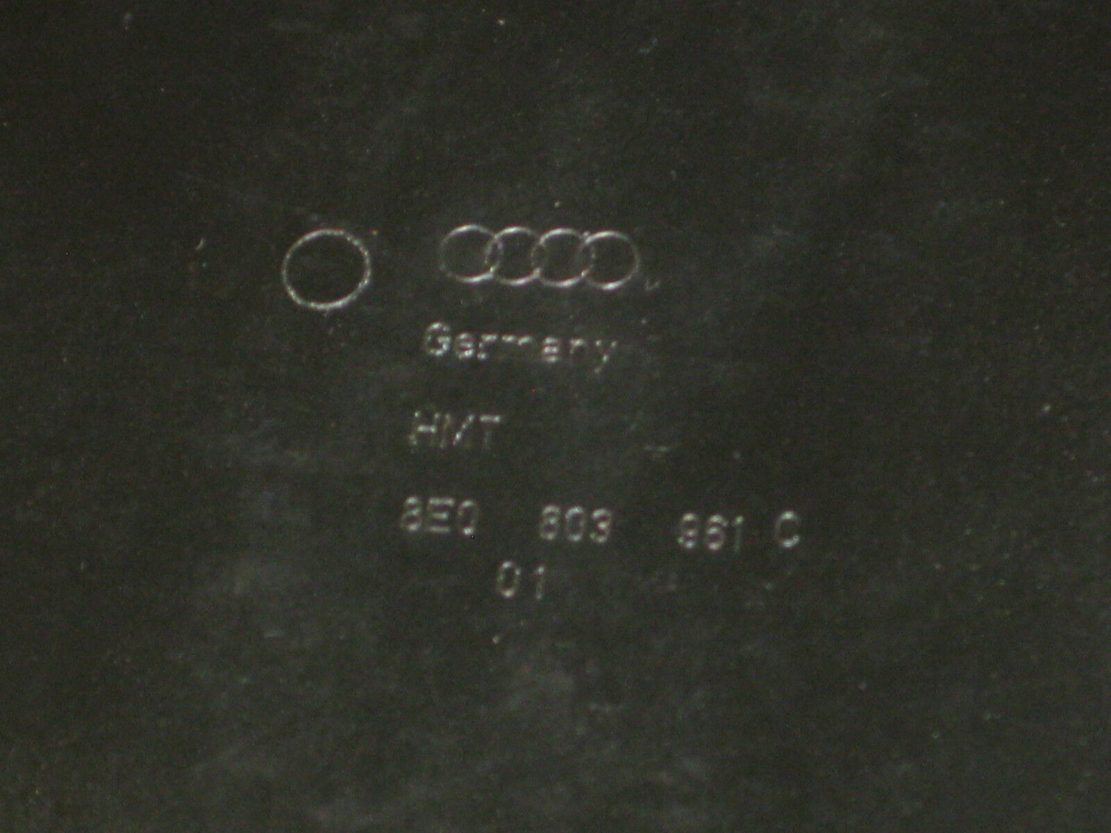 Halterplatte Geber Leuchtweite Original-Ersatzteil GM 20984732 OPEL 1235056