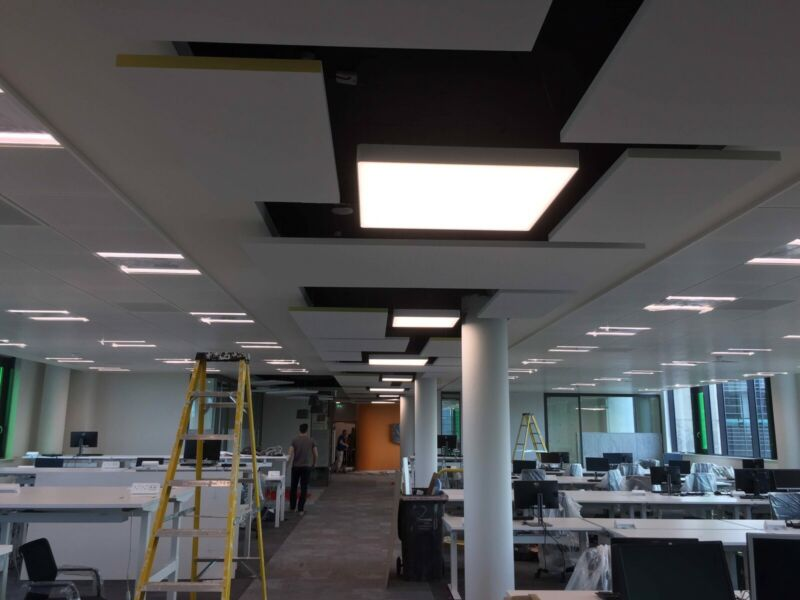AMPartitions@ Ceilings