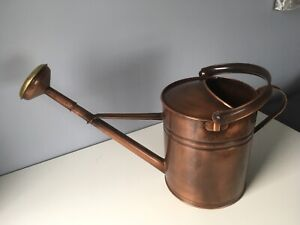Beautiful New Brass Watering Can!