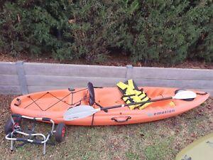 folding kayak | Kayaks & Paddle | Gumtree Australia Free