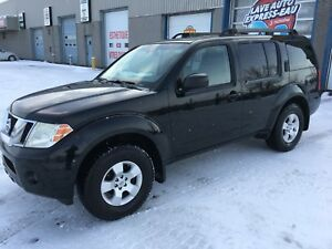 Nissan Pathfinder 7 places 2009