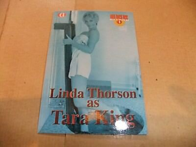 Linda Thorson Avengers (THE AVENGERS LINDA THORSON TV CORNERSTONE CHASE PREMIER CARD 3 PATRICK MacNEE)