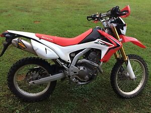 Honda CRF250L Humpty Doo Litchfield Area Preview