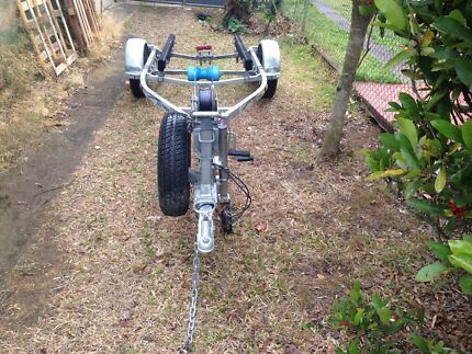 2014 Boat tinny trailer suit 3.7m Holland Park West Brisbane South West Preview