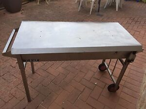 Heatlie BBQ 1200mm largest one Como South Perth Area Preview