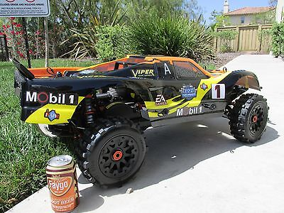 NEW 1:5 Scale RC Baja 5T Gas Truck by Rovan, HPI Baja 5T 5SC 5B Buggy compatible