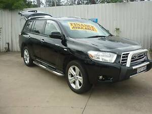 2008 Toyota Kluger Wagon GRANDE 7 SEATER,  THIS WEEK SPECIAL Harris Park Parramatta Area Preview