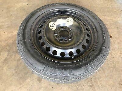 volvo c30 s40 V50 space saver spare wheel 2004 - 2012 models