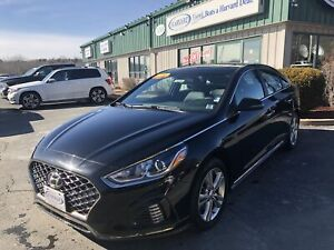 2018 Hyundai Sonata 2.4 Sport CLEAN CARFAX/ONE OWNER/BACKUP C...