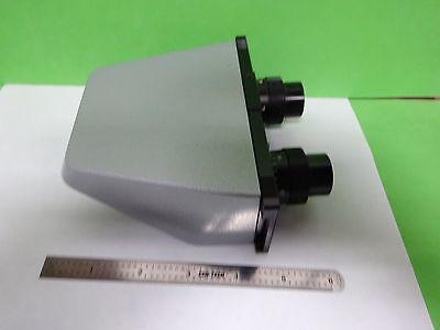 Microscope Part Leitz Germany Head Ortholux Ii Optics As Is Bin11-e-05