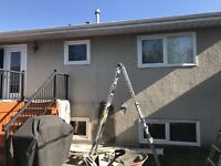 FOR ALL YOUR STUCCO AND PARGING REPAIRS