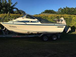 Seafarer Viking 5.5 mtr Elimbah Caboolture Area Preview