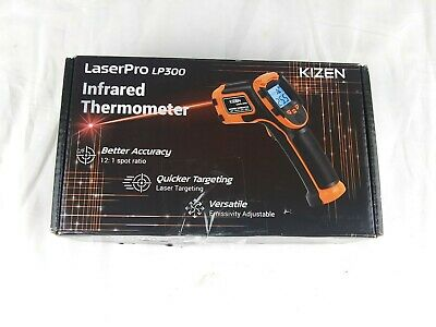Kizen Laserpro Lp300 Infrared Thermometer Non-contact Digital Laser Temperature