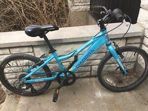 Bicyclette Diadora 20 pouces pour fille