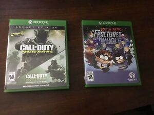 South Park Fractured But Whole + Infinite Warfare/MW Remastered