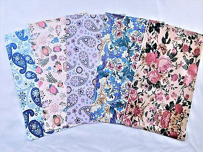 50 Paisley Bunny Designer 6x9 Mailers Poly Shipping Envelope Boutique Bag