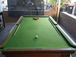 Billiard Table 8FT Punchbowl Canterbury Area Preview
