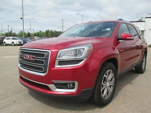 2013 Gmc Acadia SLT2 AWD|H/C LEATHER|S/R|NAV