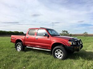 2003 Toyota Tacoma TRD Off Road 4 Door Double Cab 4X4 EXTRAS!!