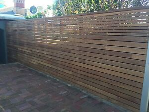 HardWood Fencing&Gates Mirrabooka Stirling Area Preview