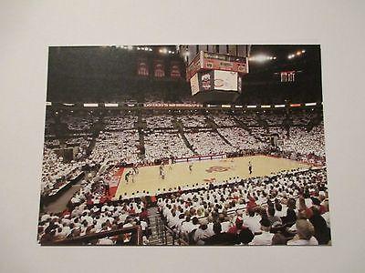 The Ohio State University Value City Arena Basketball Buckeyes Unused Postcard