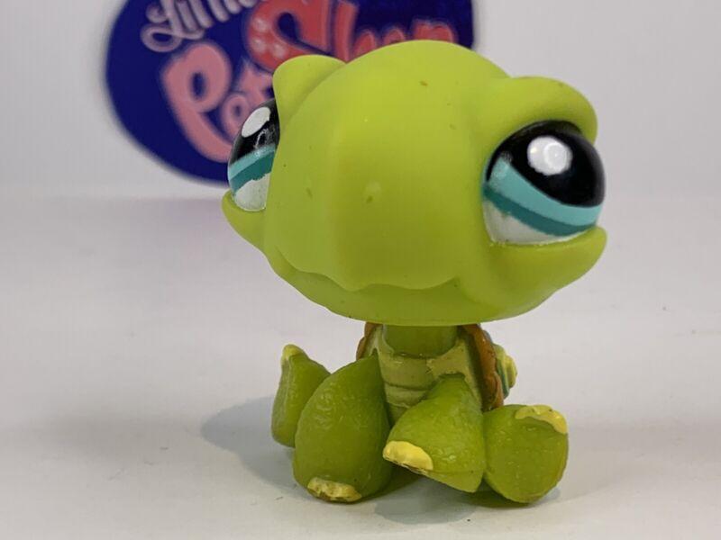 TURTLE #970 - Authentic Littlest Pet Shop - Hasbro LPS