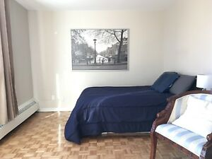 Modern Renovated 2.5 Mtl Apartment Cote St Luc Available NOW