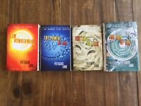 I AM NUMBER FOUR Books 1-3 and 6