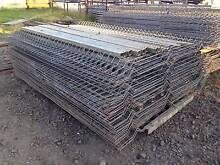 Galvanised Mesh Fencing, Security/dog/temporary Fence & Gates Blacktown Area Preview