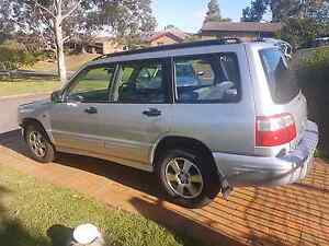 SUBARU FORESTER CHEAP - needs front end parts Maitland Maitland Area Preview