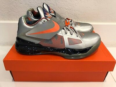 57243ecce1f3 NIKE ZOOM KD IV 4 AS GALAXY SZ 9.5 ALL-STAR BIG BANG 520814-001 KEVIN DURANT