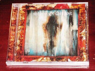 Shape Of Despair: Monotony Fields CD 2015 Season Of Mist Records USA SOM 356 (Shape Of Usa)