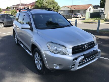 Toyota RAV4 Cruiser 2007 Excellent Condition Full Service History