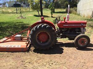 Massey Ferguson 135 tractor Wellington Wellington Area Preview