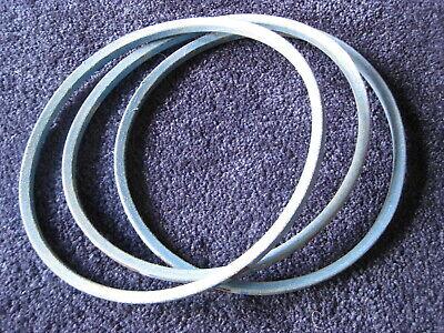 High Performance Fiber Reinforced V-belts For Your Vintage Delta Unisaw